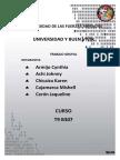 Analisis y Matriz - UBV