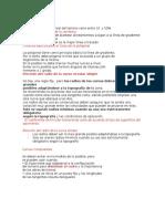 Criterios Básicos Para El Trazo de La Poligonal