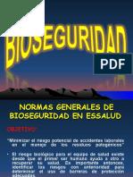 Bioseguridad Hospitalaria Cayetano