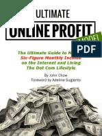 The Ultimate Online Profit Model v3