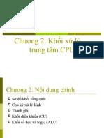 chuong 2-Kiến trúc máy tính