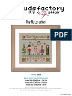 The Nutcracker - Cloudsfactory [Cross Stitch Chart]