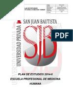 Plan de Estudios 2014-II v2 0