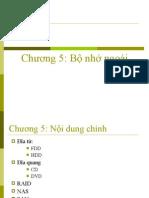 chuong 5-Kiến trúc máy tính