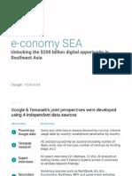 E-conomy SEA 2016.P e-conomy SEA 2016