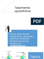 Tratamiento Esquizofrenia y Delirio TX, Complicaciones