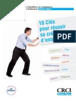 10 Cles Pour Reussir Sa Creation Dentreprise 2009