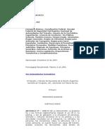 Ley 24.449- Transito Republica Argentina