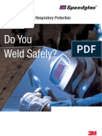Do You Weld Safely?