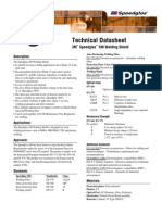 Speedglas 100 Technical Data Sheet