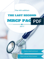 The Last Second MRCP PACES  4th edition Sample