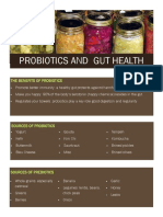 probiotics handout