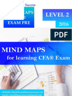 2016 Free Mind Maps CFA Level 2