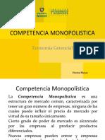 Competecia Monopolística, Economía Gerencial.pdf