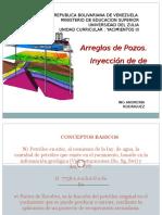Presentacion Yac III Arreglos de Iny de Agua
