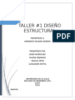 Taller Diseño