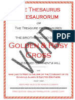 The Thesaurus Thesaurorum