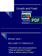 growth and fixed