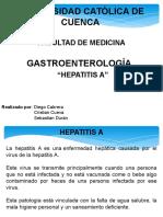 Hepatitis a y Lesiones Benignas y Hepatocarcinoma