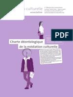 Carta Deontologica Mediacion Cultural_Asociacion Mediacion Cultural
