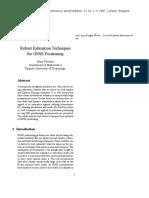 Pesonen Nav0Robust Estimation Techniques for GNSS Positioning