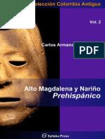 Alto Mag. y Nariño Prehisp. 2007