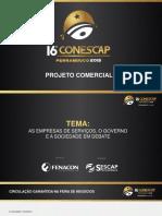 Projeto Comercial 16 Conescap