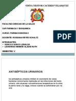 Antisepticos Urinarios Tema 21