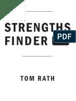 Strengths Finder 2.0 -Tom Rath