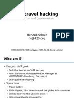 D2T1 - Hendrik Scholz - Air Travel Hacking