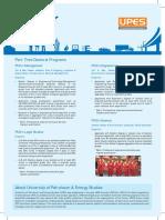 PhD Brochure Part Time