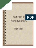 Parametros D H