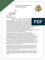 Analisis de La Democracia Por Diana Uribe