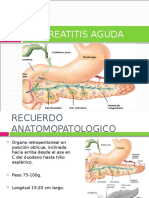 Pancreatitis