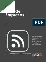 Introduccion Al Blogging Para Empresas