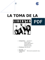 Obra de Teatro La Toma de La Libertad (1)