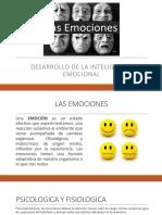 Las Emociones- Tema 2