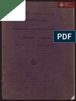 Articulos acerca del Comercio Internacional, el proteccionismo y el libre cambio de Rómulo C. Barrios, Asunción año 1905