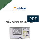 Guía Rápida Trimble ACU (1)