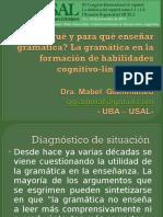 Gramatica Sesion II