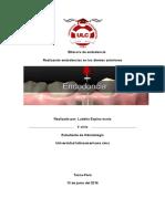 Endodoncia Primera Parte