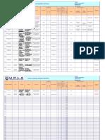 Valoracion ISO 14000, Aspectos e Impactos Ambientales EJEMPLO Jaime Falta Terminado 2
