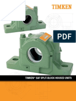Timken Split Block SAF HU Catalog