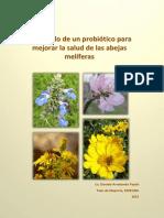 Desarrollo de un probiótico para mejorar la salud de las abejas melíferas.pdf