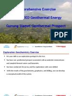 Gunung Slamet Geothermal Prospect