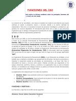 Funciones Del ISO