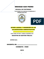 Proyecto - Estructura  Apuntes