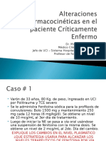 Alteraciones Farmacocinéticas en el paciente Críticamente Enfermo CASOS.ppt