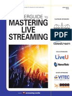Mastering Live Streaming