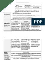 reardon - actfl french unit plan